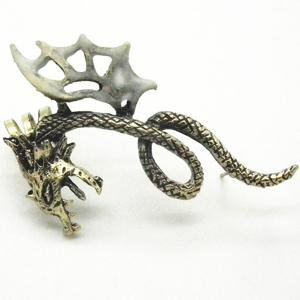 Noctilucence Wing Dragon Ear Cuff -