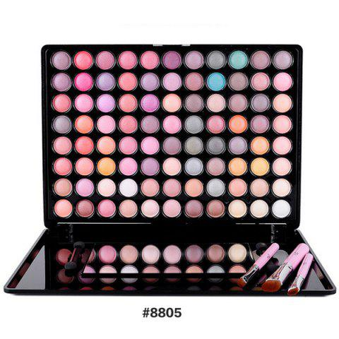 Shop 88 Colours Waterproof Eyeshadow Kit #05