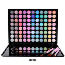 88 Colours Waterproof Eyeshadow Kit - #04