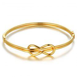 Infinite Stainless Steel Bracelet