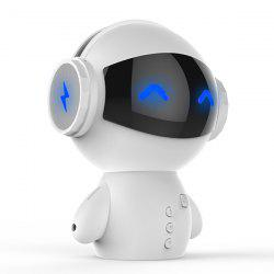 Portable Bluetooth Robot Sound System Music Surround