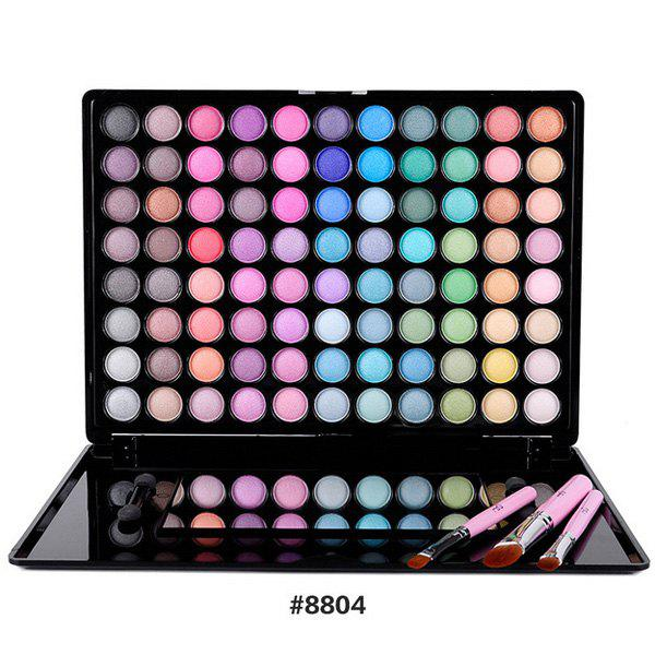 88 Colours Waterproof Eyeshadow KitBEAUTY<br><br>Color: #04; Category: Shadow; Type: Powder; Features: Limits Bacteria; Season: Fall,Spring,Summer,Winter; Weight: 0.320kg; Package Contents: 1 x Eyeshadow Palette  2 x Brushes (Pcs)  1 x Mirror;