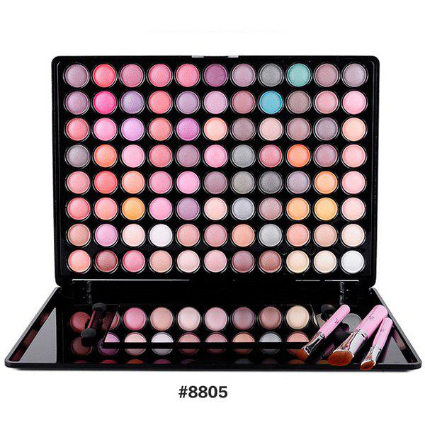88 Colours Waterproof Eyeshadow KitBEAUTY<br><br>Color: #05; Category: Shadow; Type: Powder; Features: Limits Bacteria; Season: Fall,Spring,Summer,Winter; Weight: 0.320kg; Package Contents: 1 x Eyeshadow Palette  2 x Brushes (Pcs)  1 x Mirror;