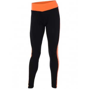 Two Tone Running Leggings