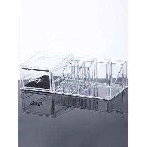 Jewelry Box Makeup Organizer