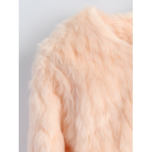 Faux Furred Jacket -