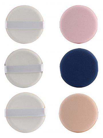 Discount 8 Pcs Calm Makeup BB Cream Powder Puffs COLORMIX