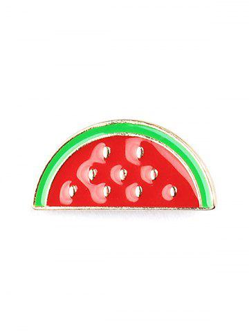 Buy Pineapple Rainbow Watermelon Glasses Brooch Set - COLORMIX  Mobile