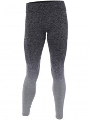 Ombre High Stretchy Running Leggings