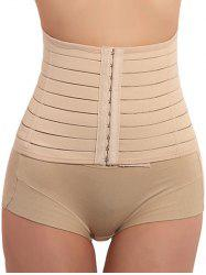 Hook Up Corset Shapewear - COMPLEXION