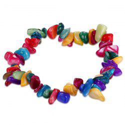 Natural Stone Bracelet - COLORMIX
