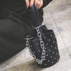 Mini Chains Rivet Handbag