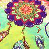Dreamcatcher Imprimer Plage ronde Throw -