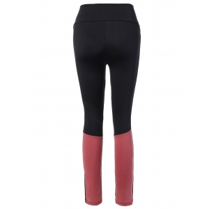 Running Color Block Leggings -