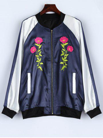 Fancy Floral Embroidered Jacket