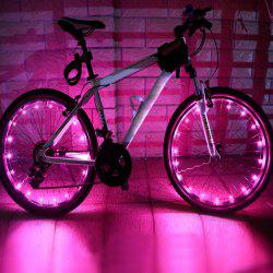 20 LED Flash Waterproof Safe Bicycle Wheel Lamp