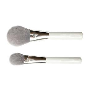 6 Pcs Facial Fiber Makeup Brushes Kit -