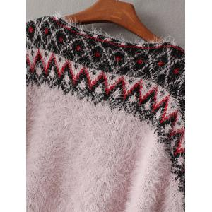 Cozy Mohair Batwing Sweater -