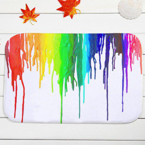 Discount Cool Splash-Ink Antislip Water Absorb Bath Mat - COLORMIX  Mobile