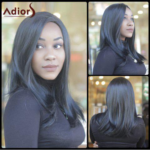 Shops Gorgeous Medium Straight Side Parting Synthetic Capless Wig
