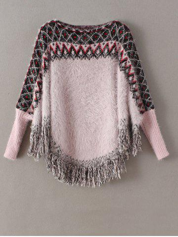 Chic Cozy Mohair Batwing Sweater