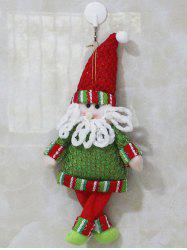 Christmas Decor Santa Hanging Doll Pendant Best Gift
