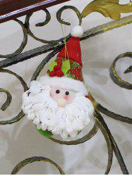 Cute Santa Claus Hanging Doll Pendant Christmas Decoration