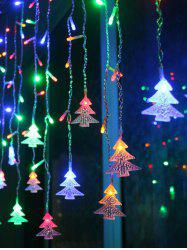 Christmas Tree Pendant LED String Light Indoor Decoration Supplies - COLORFUL