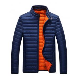 Zipper Down Jacket
