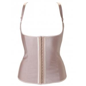 Body Shaping Corsets - Apricot - M