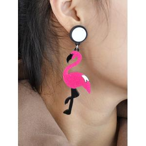 Glaze Bird Drop Earrings - TUTTI FRUTTI