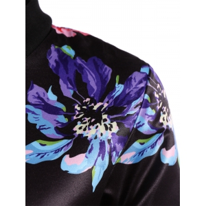 Flower Bomber Jacket -