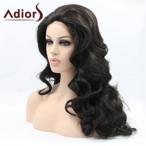 Adiors Hair Long Wavy Lace Front Synthetic Wig -