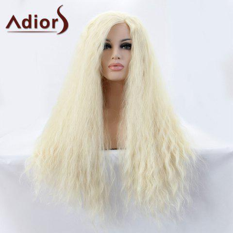 Shop Adiors Hair Long Water Wavy Lace Front Synthetic Wig