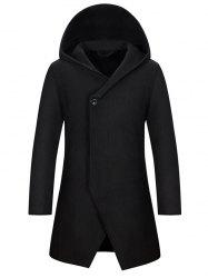 Winter Wool Blend Coat