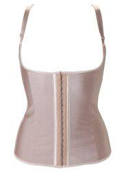 Body Shaping Corsets - APRICOT