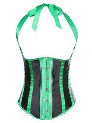 Two Tone Underbust Corsets