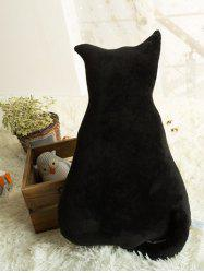 Home Decoration Cat Shape Plush Toy Pillow
