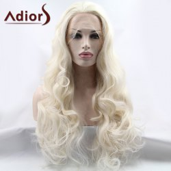 Adiors Hair Gorgeous Long Wavy Lace Front Synthetic Wig