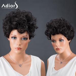 Adiors Hair Synthetic Short Fluffy Curly Wig
