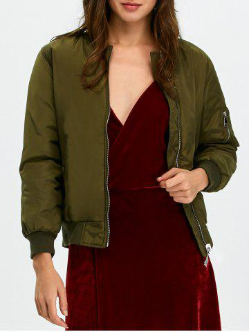 Sale Double Side Patched Bomber Jacket