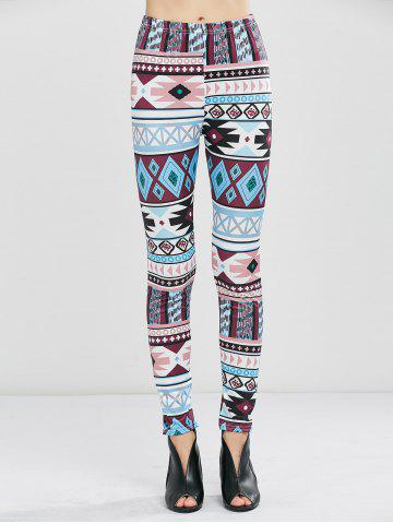 Shops Geometrical Print Stretchy Leggings - XL GEOMETRIC PRINT Mobile