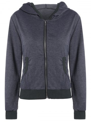 Outfit Wing Graphic Hooded Jacket