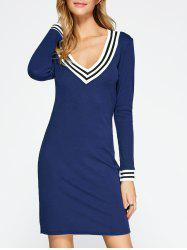 Cricket Long Sleeve Knitted Dress
