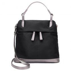 Waterproof Nylon Crossbody Bag -