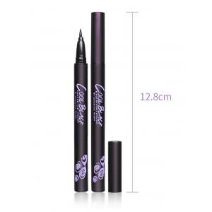 12 Pcs Waterproof Quick Dry Liquid Eyeliner Pencils -