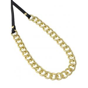 Punk Chain Layered Wrap Necklace -