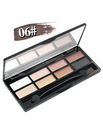 Fashion 8 Colours Shimmer Matte Eyeshadow Kit