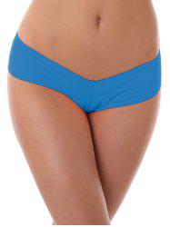 Culotte taille basse extensible -