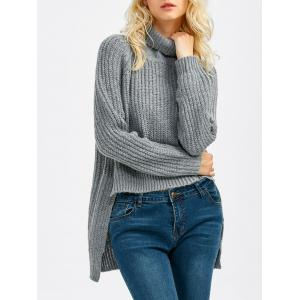 Chunky Asymmetrical Sweater